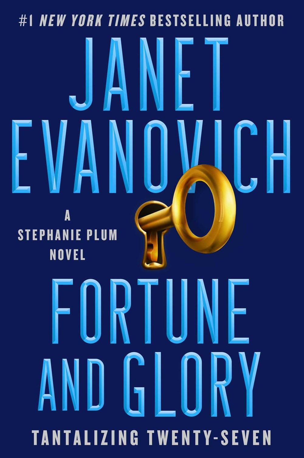 'Fortune and Glory' by Janet Evanovich Leads Holds; World Fantasy Award Winners Announced | Book Pulse
