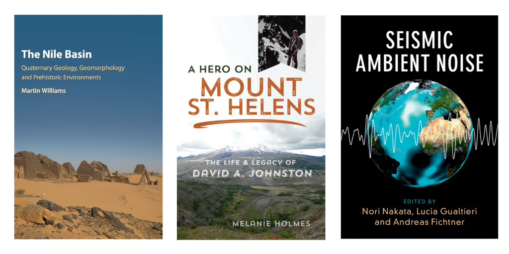 Archaeology, Geomechanics, and Paleontology: Academic Best Sellers in Geology