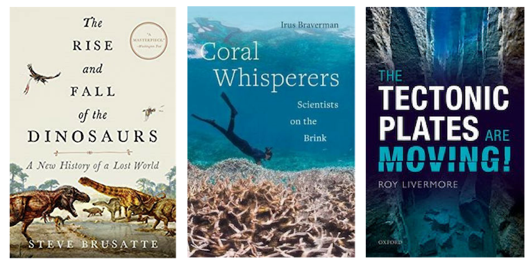 Top 20 Best-Selling Books About Geology | Academic Best Sellers
