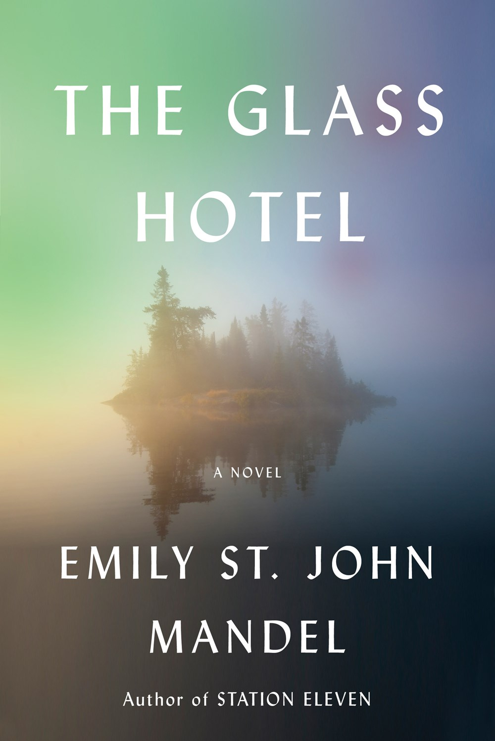 Entertainment Weekly Names 'The Glass Hotel' Best Book of 2020 | Book Pulse