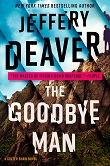 cover of Deaver's The Goodbye Man