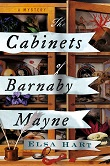 cover of Hart's The Cabinets of Barnaby Mayne