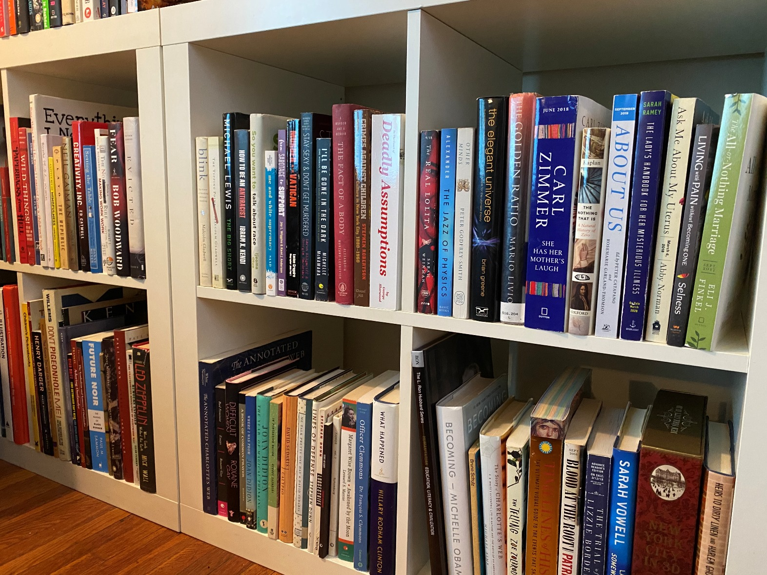Organizing the Books in Your Home, Part 1: How to Shelve Like a Librarian