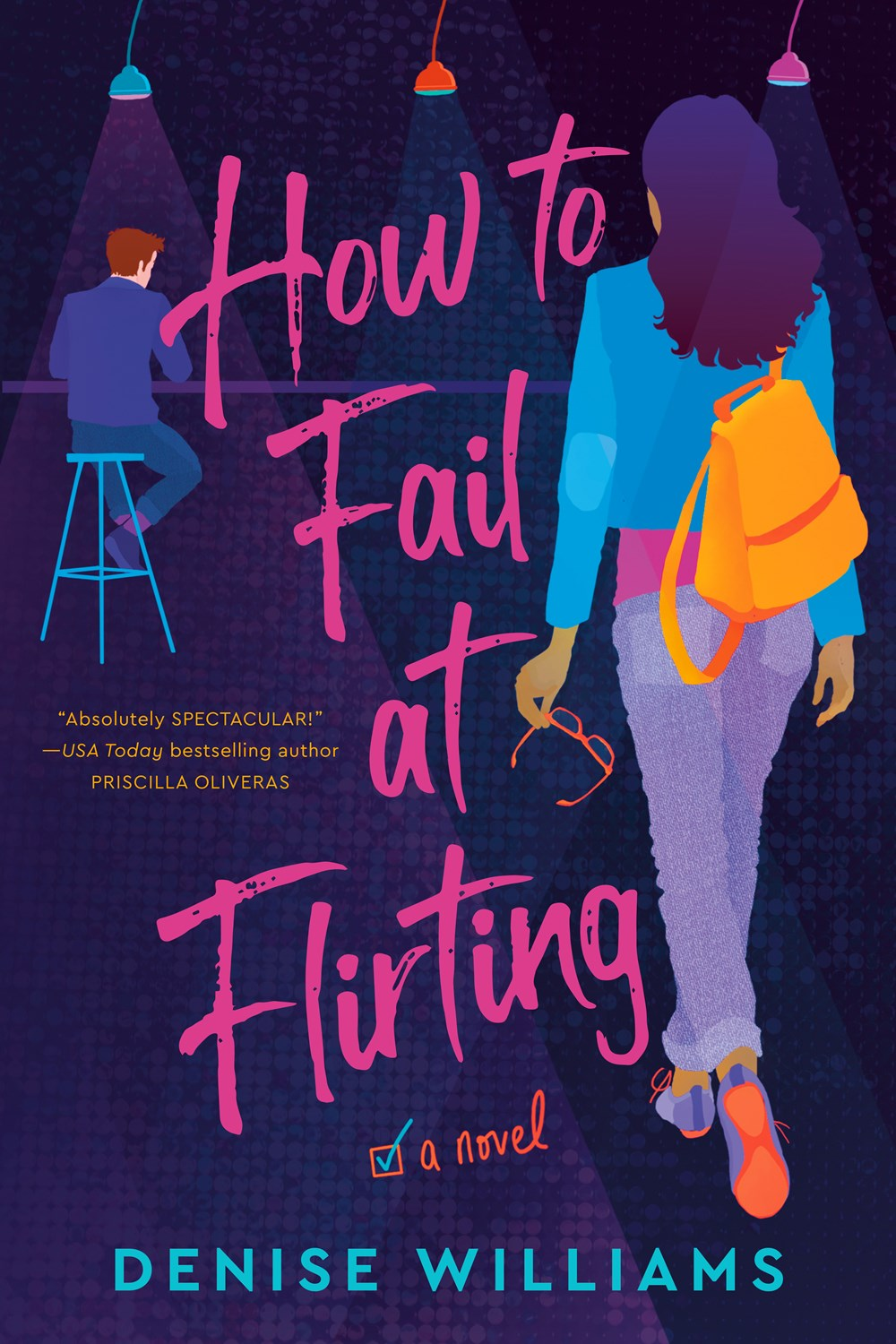'How to Fail at Flirting' Tops December Library Reads List | Book Pulse
