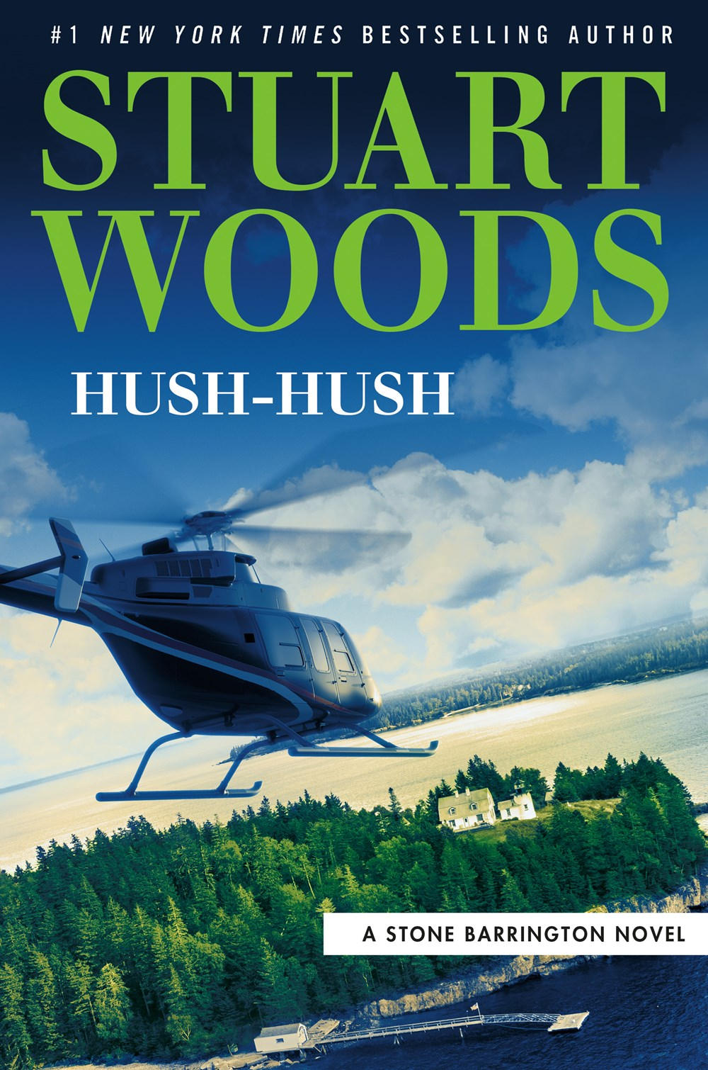 'Hush-Hush' by Stuart Woods Leads Holds This Week | Book Pulse