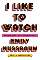 book cover for i like to watch