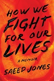 cover of Jones's How We Fight for Our Lives