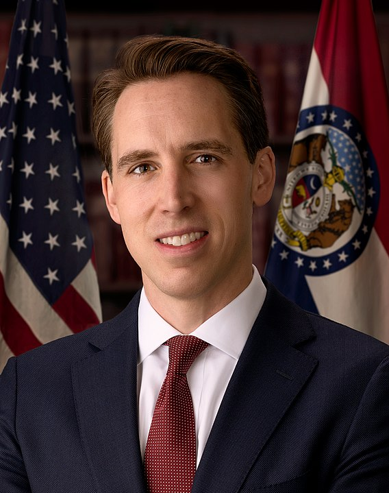 Simon & Schuster Cancels Senator Josh Hawley's Forthcoming Book | Book Pulse