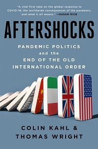 cover of Kahl's Aftershocks