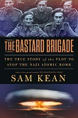cover of Kean's The Bastard Brigade