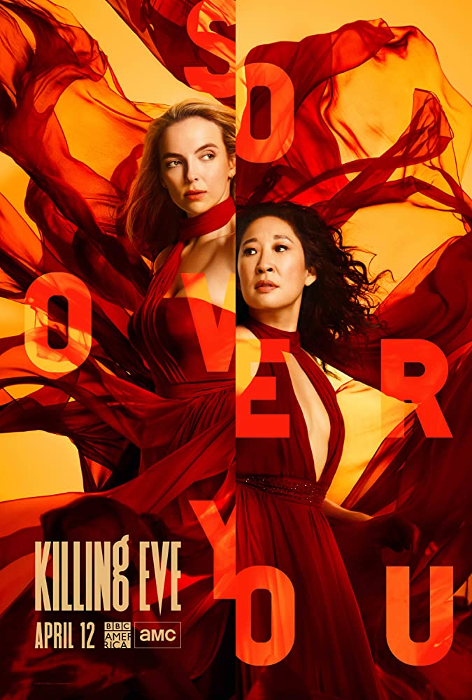 KILLING EVE and Julian Fellowes Light Up Small Screens; Oprah's Summer Picks | Book Pulse