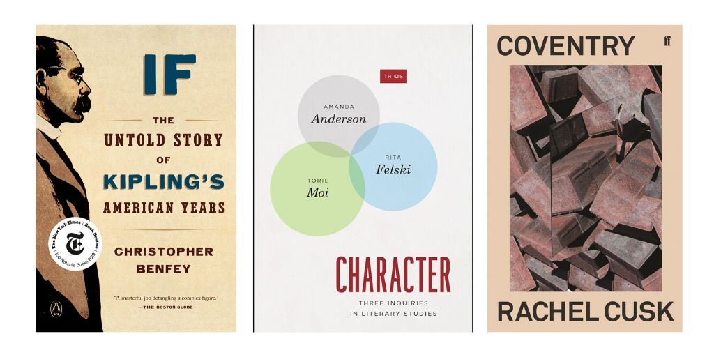 Social Justice in Literature, the Intersection of Cinema and Theater in Popular Works, and More in Literary Criticism Titles in Academic Best Sellers