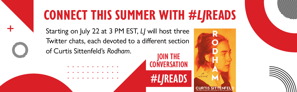 Announcing #LJReads