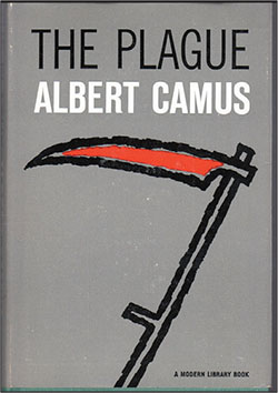 cover of The Plague