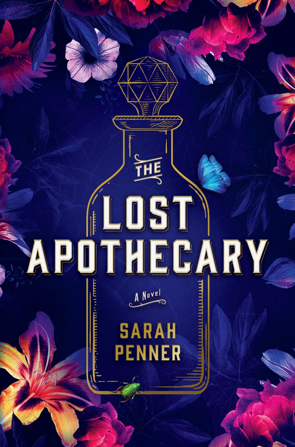 'The Lost Apothecary' by Sarah Penner Tops March Library Reads List | Book Pulse
