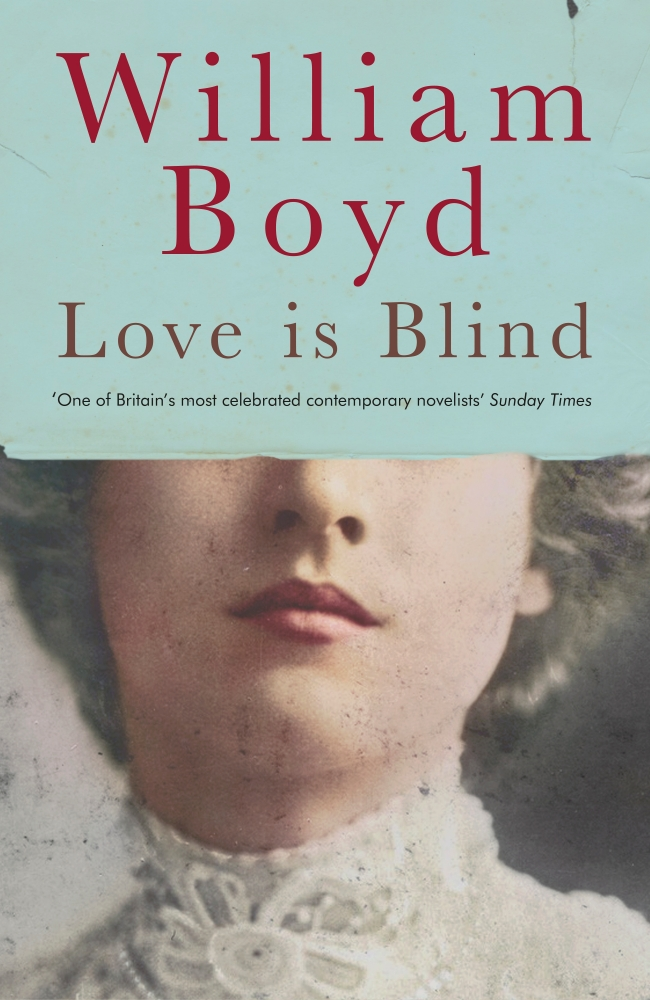 Love Is Blind by Boyd, William | LJ Review