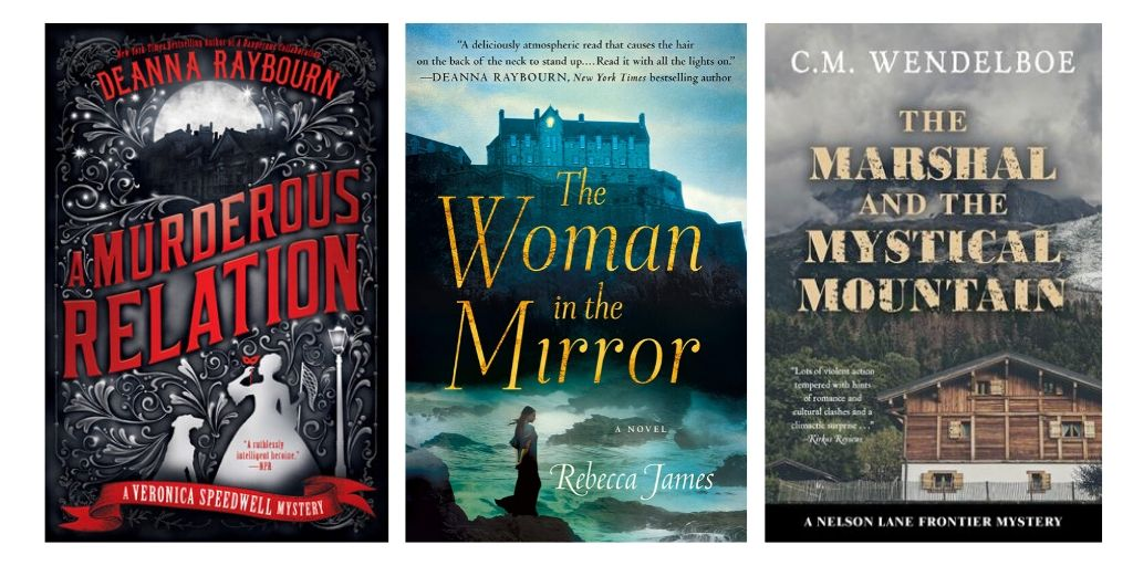 Coben's Pick of the Month, Plus Adler-Olsen, Boyle, Chung, James, Raybourn, & Others | Mystery & Suspense