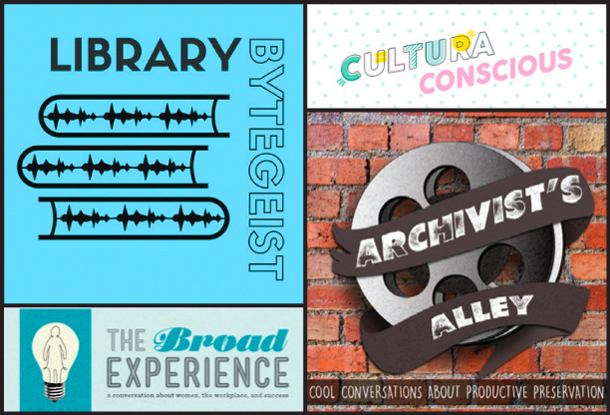 12 Podcasts for Librarians