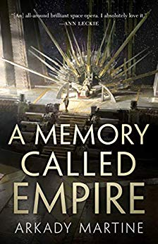 'A Memory Called Empire' by Arkady Martine Wins Hugo Award | Book Pulse