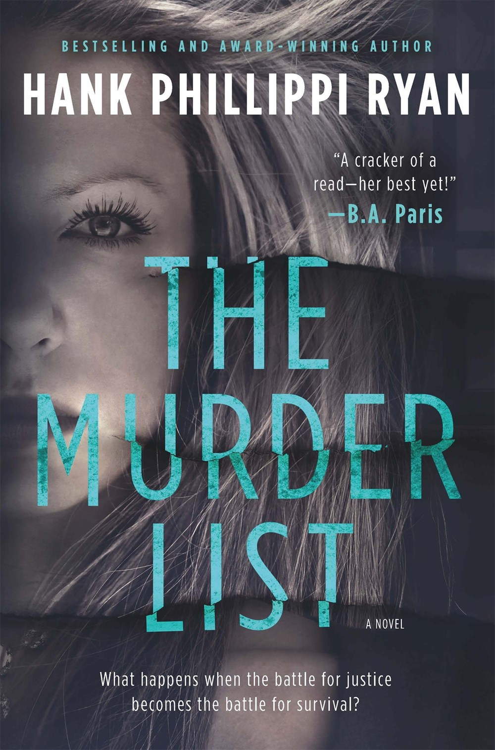 Hank Phillippi Ryan Wins Best Novel Anthony Award for 'The Murder List' | Book Pulse