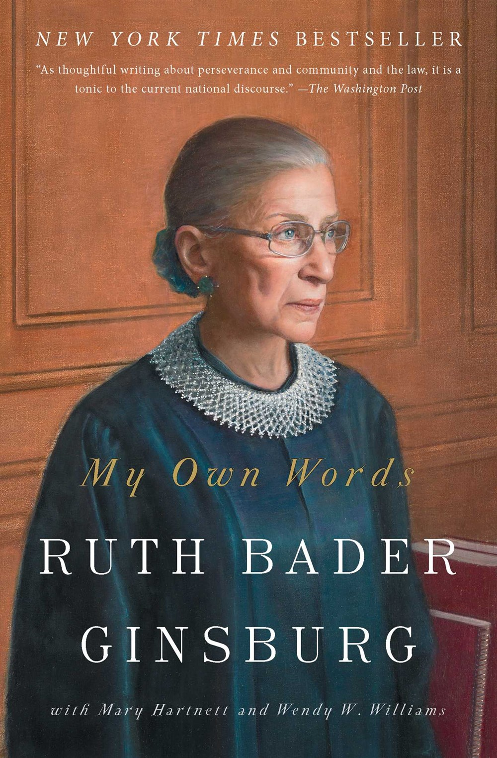 Remembering Ruth Bader Ginsburg: Readers Advisory