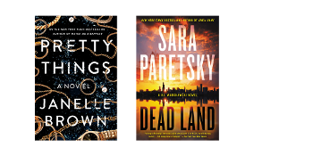 Hot Off the Presses: Six New Books/Ebooks Out This Week