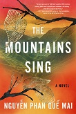 cover of Nguyen's The Mountains Sing