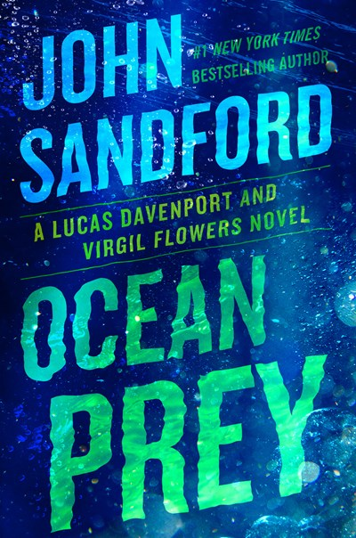 'Ocean Prey' by John Sandford Tops Holds Lists | Book Pulse