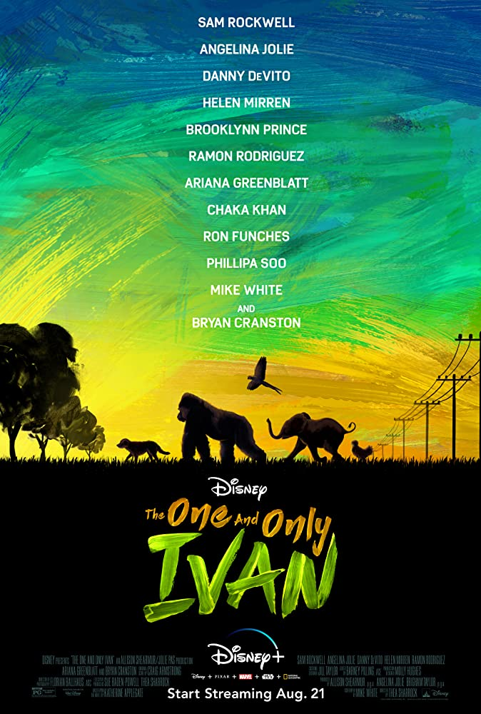 'The One and Only Ivan' Takes to the Screen | Book Pulse