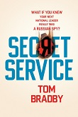 cover of Bradby's Secret Service