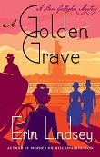 cover of Lindsey's A Golden Grave