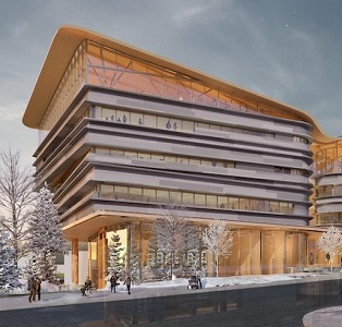 Ottawa Library-Archives Joint Facility; New Commons at Babson College; Connected Facilities in St. Charles, IL; and a New Home for Meridian Library District's unBound | Branching Out
