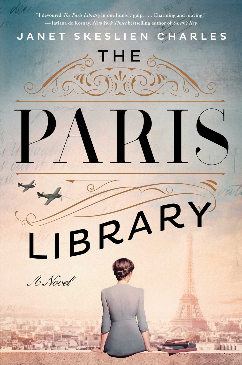 'The Paris Library' Tops February Indie Next List | Book Pulse