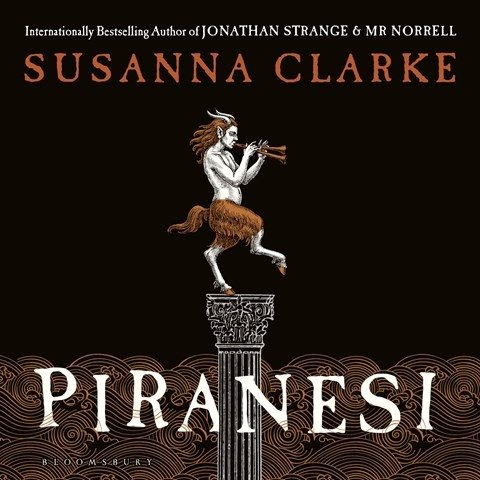 Susanna Clarke's 'Piranesi,' read by Chiwetel Ejiofor, Wins Top Audie Award