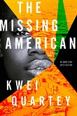 cover of Quartey's The Missing American