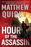 cover of Quirk's Hour of the Assassin