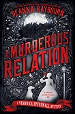cover of Raybourn's A Murderous Relation