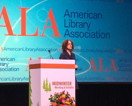 Robin DiAngelo on Confronting White Fragility | ALA Midwinter
