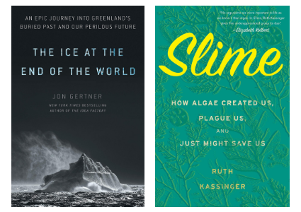 Best Science & Technology Books 2019