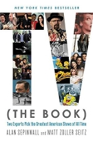 book cover for TV The book