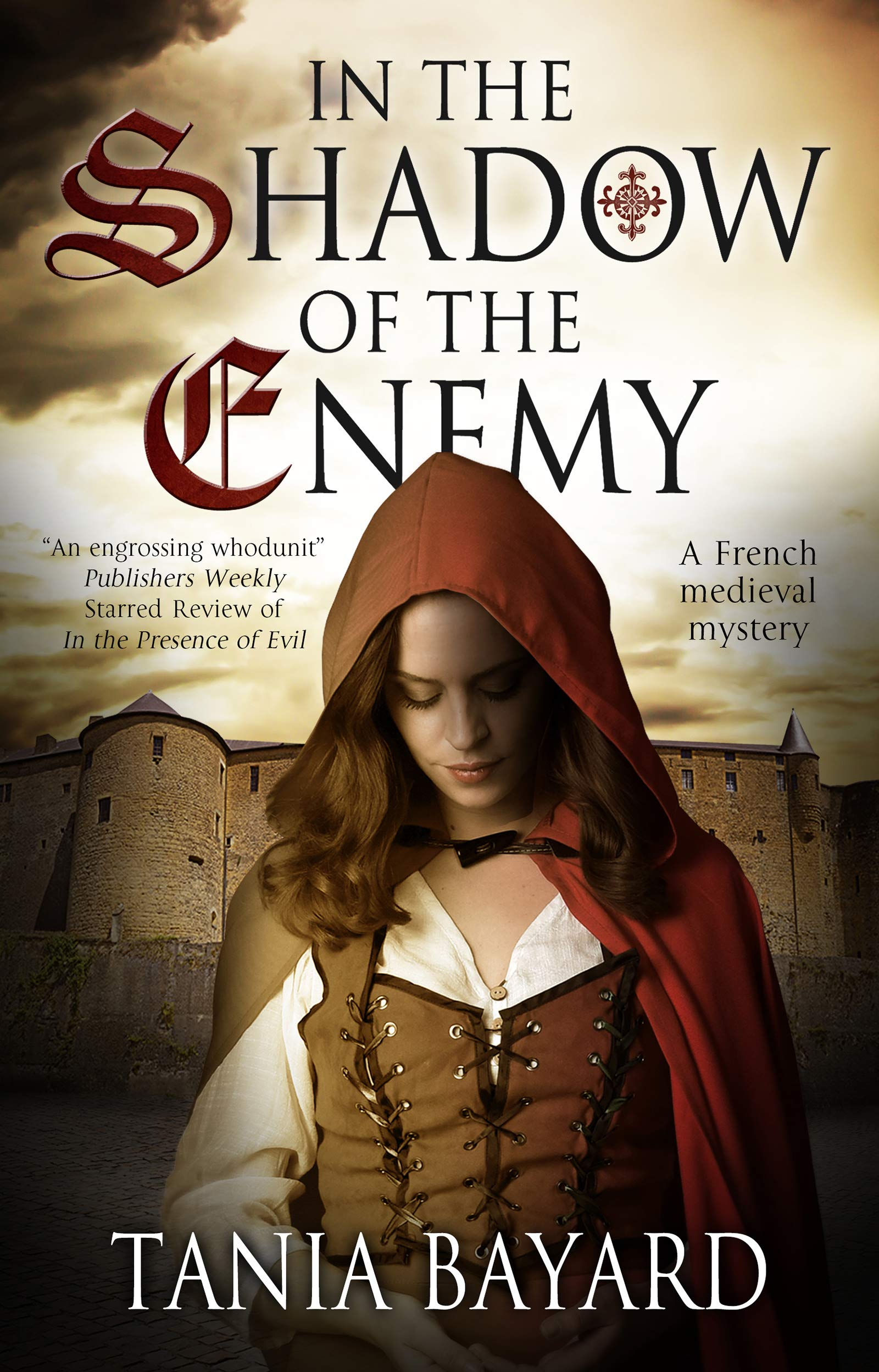 Historical Fiction Can Be Murder with Tania Bayard's <i> In the Shadow of the Enemy </i>