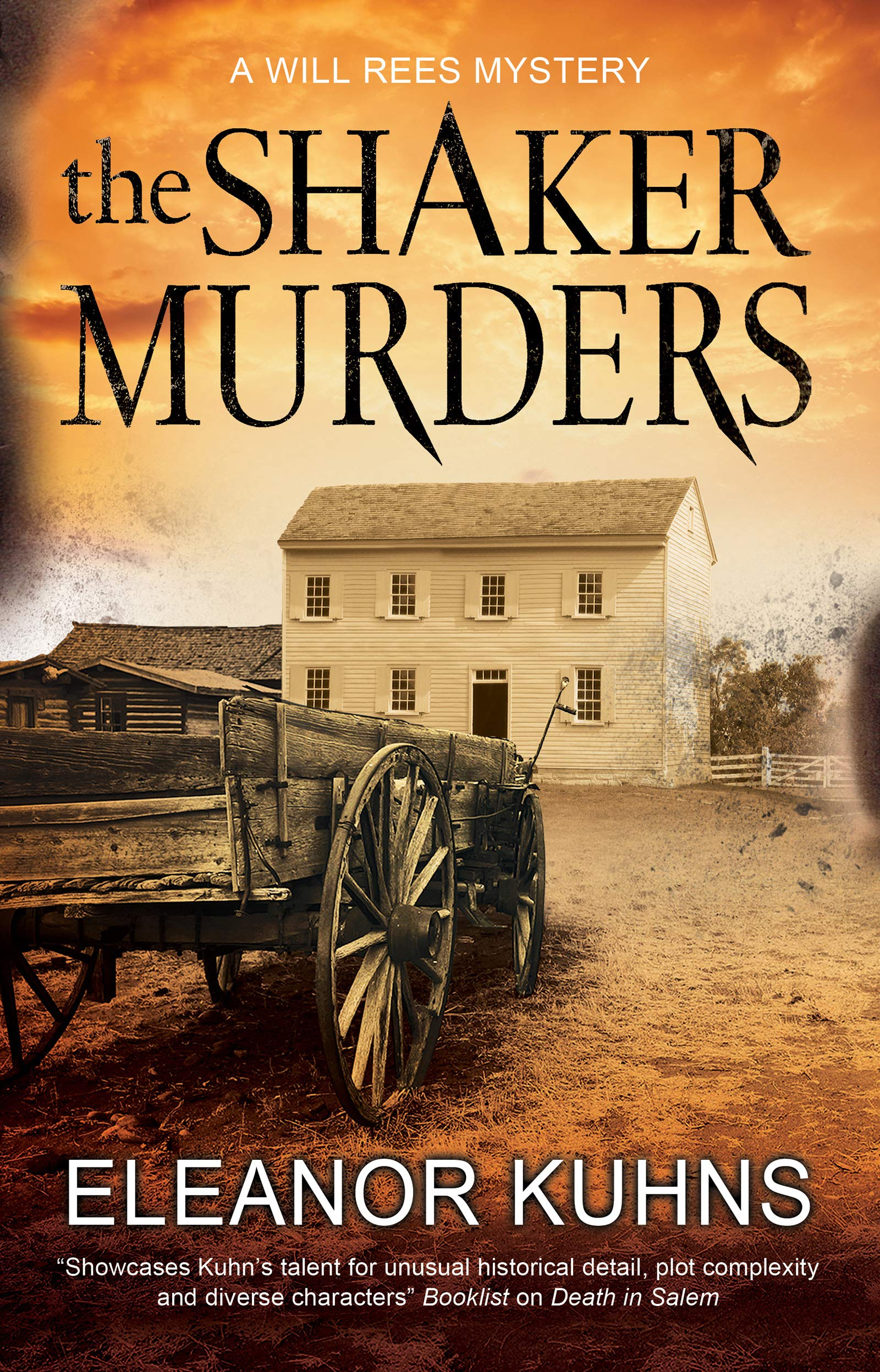 Author Eleanor Kuhns Weaves A Mystery