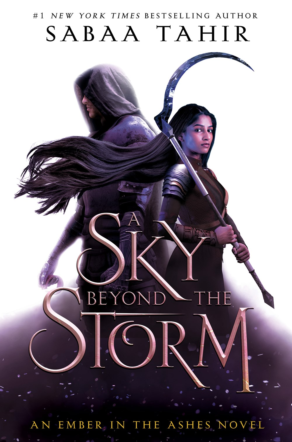 'A Sky Beyond the Storm' by Sabaa Tahir Leads Holds | Book Pulse