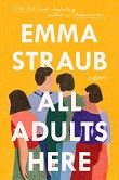 cover of Straub's All Adults Here
