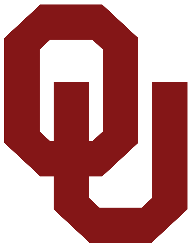 University of Oklahoma logo (OU)