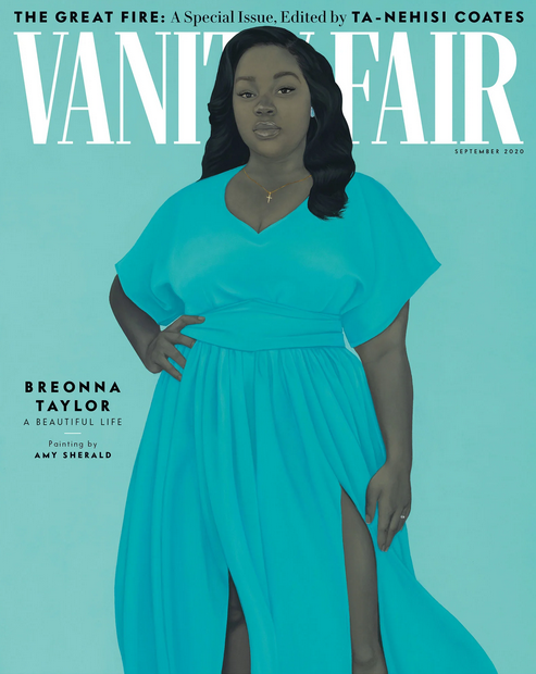 Ta-Nehisi Coates's 'Vanity Fair' Issue Is Online | Book Pulse